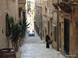Street in Valletta