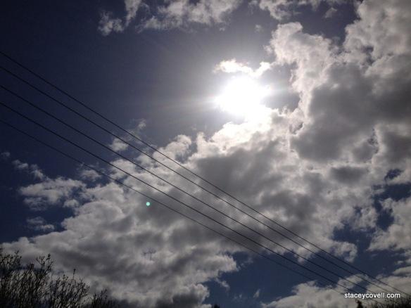 April Sun